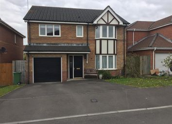 Thumbnail 4 bed property to rent in Authors Place, Llanharan, Pontyclun