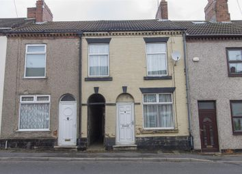 Thumbnail 3 bed terraced house for sale in Market Street, Clay Cross, Chesterfield