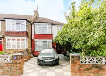 Thumbnail 3 bed terraced house for sale in Park Road, Wembley