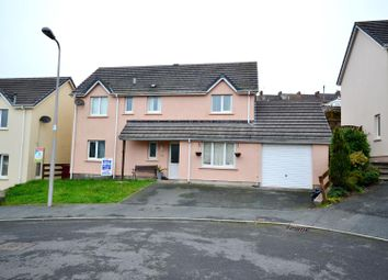 Thumbnail 4 bed detached house for sale in Lavinia Drive, Pembroke Dock