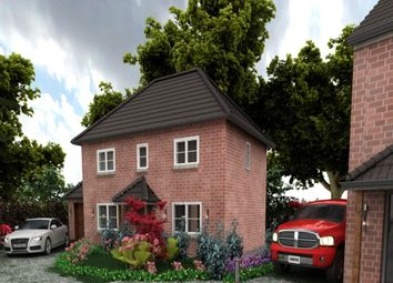 Thumbnail 3 bed detached house for sale in Redbrick Place Station Road, Madeley, Crewe