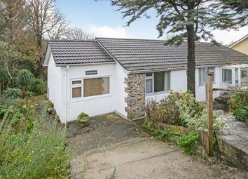 Thumbnail 4 bed bungalow for sale in Mullion, Helston, Cornwall