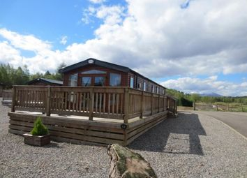 Thumbnail 2 bed lodge for sale in Fort Augustus