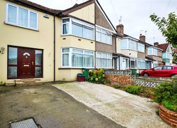 Thumbnail 4 bed terraced house to rent in Parkside Avenue, Bexleyheath, Kent