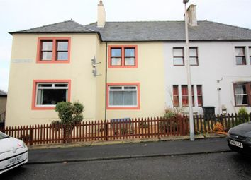 Thumbnail 3 bed flat for sale in Connor Street, Peebles