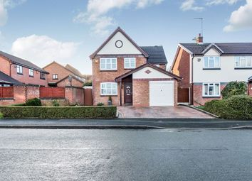 Thumbnail 4 bedroom detached house for sale in Falcon Road, Meir Park, Stoke-On-Trent