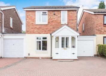 Thumbnail 3 bed link-detached house for sale in Bream, Dostihill, Tamworth, England