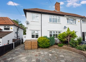 Thumbnail 3 bed semi-detached house for sale in Vine Road, Orpington, Kent