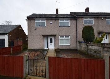 Thumbnail 2 bed end terrace house for sale in Crescent Road, Rochdale
