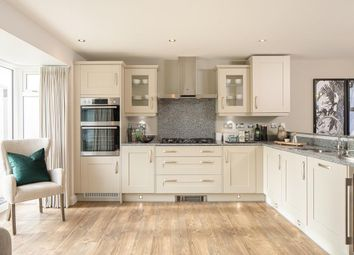 """Thumbnail 4 bedroom detached house for sale in """"Layton"""" at Butcher Park Hill, Tavistock"""