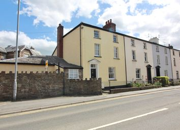 Thumbnail 4 bed town house for sale in Merthyr Road, Abergavenny