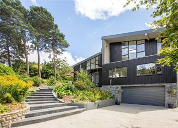 Thumbnail 5 bed detached house for sale in Over Links Drive, Lower Parkstone, Poole, Dorset