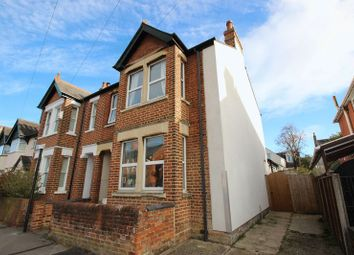 Thumbnail 5 bedroom end terrace house to rent in Lime Walk, Headington, Oxford