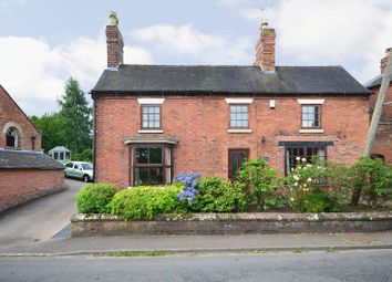 Thumbnail 3 bed detached house for sale in The Old Shop, Bishops Offley, Near Eccleshall, Staffordshire.