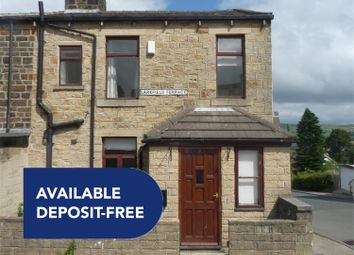 Thumbnail 3 bed end terrace house to rent in Larkfield Terrace, Keighley