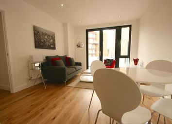 Thumbnail 2 bed flat to rent in North Mill Apartments, Lovelace Street, Hackney