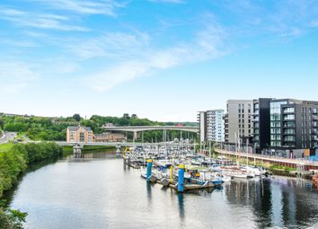 Thumbnail 2 bed flat for sale in Pierhead View, Penarth