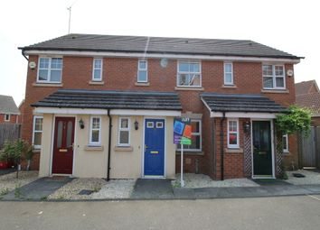 Thumbnail 2 bed terraced house to rent in Torres Close, Chase Meadow Square, Warwick