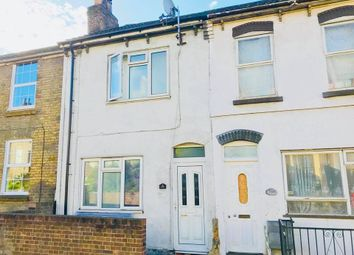 Thumbnail 3 bedroom terraced house to rent in Luton Road, Chatham