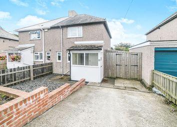 Thumbnail 2 bed semi-detached house for sale in Burnhills Gardens, Greenside, Ryton