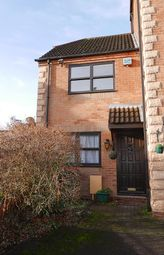 Thumbnail 2 bed end terrace house to rent in Ferndale Court, Coleshill, West Midlands