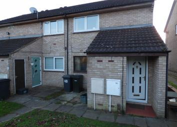 Thumbnail 1 bed flat to rent in Stockdale Close, Warren Hill, Arnold