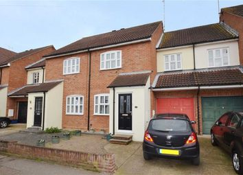 Thumbnail 3 bed terraced house for sale in Leigh Hall Road, Leigh-On-Sea, Essex