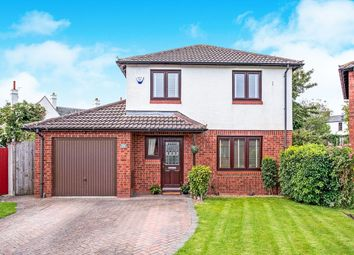 Thumbnail 3 bed detached house for sale in Pinecroft, Carlisle