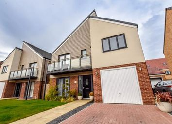 Thumbnail 4 bedroom detached house for sale in Greville Gardens, Newcastle Upon Tyne, Tyne And Wear