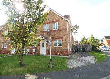 Thumbnail 3 bed end terrace house for sale in Regent Court, South Hetton, Co Durham