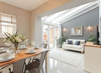 "Thumbnail 4 bedroom detached house for sale in ""The Astley Sp"" at Redbridge Lane, Nursling, Southampton"