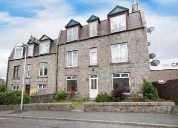 Thumbnail 3 bed flat for sale in Bank Street, Woodside, Aberdeen