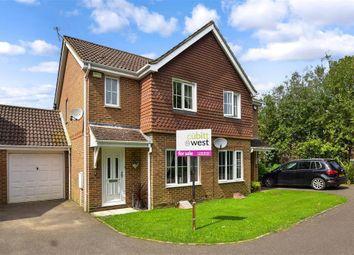 Thumbnail 2 bed semi-detached house for sale in Warminghurst Close, Ashington, West Sussex