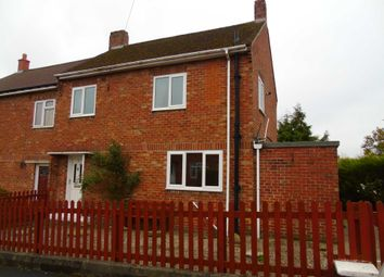 Thumbnail 3 bed semi-detached house for sale in Pinetree Gardens, Crook