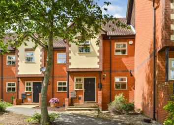 Thumbnail 3 bed town house for sale in Levens Hall Drive, Westcroft, Milton Keynes
