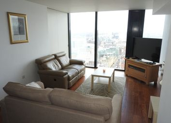 Thumbnail 2 bedroom flat for sale in Deansgate, Manchester