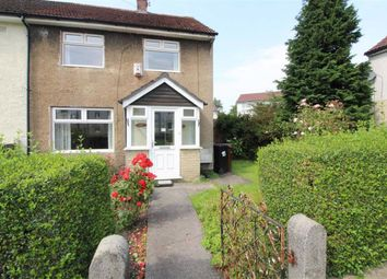 Thumbnail 2 bed end terrace house for sale in Rutland Crescent, Stockport
