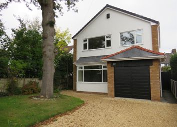 Thumbnail 4 bedroom detached house for sale in Shrewsbury Drive, Upton, Wirral