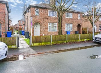 Thumbnail 1 bed flat for sale in Barrymore Avenue, Warrington
