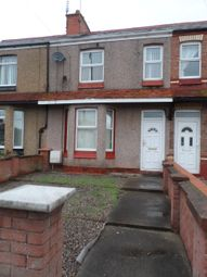 Thumbnail 3 bed terraced house to rent in Larkmount Road, Rhyl