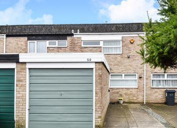 Thumbnail 2 bed terraced house for sale in Square Close, Woodgate Valley, Birmingham
