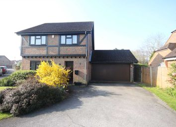 Thumbnail 5 bedroom detached house for sale in Upshire Gardens, Bracknell
