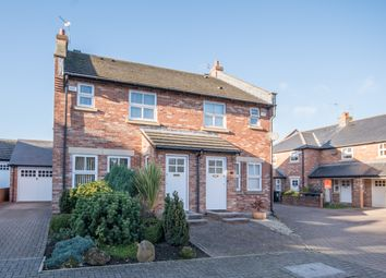 Thumbnail 3 bed semi-detached house for sale in Harlebury, Backworth, Newcastle Upon Tyne