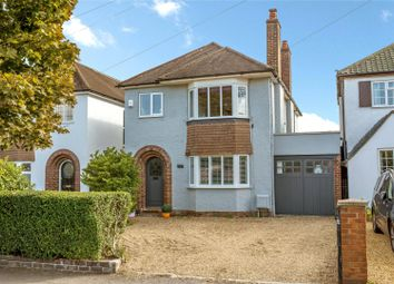 Thumbnail 4 bed detached house for sale in Esher Road, East Molesey, Surrey