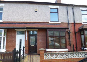 Thumbnail 2 bed terraced house for sale in Barnard Avenue, Bishop Auckland
