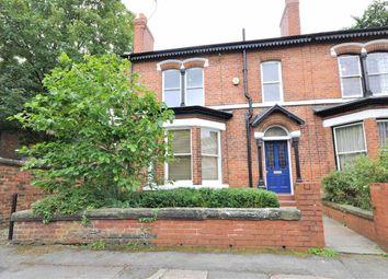 Thumbnail 3 bed terraced house for sale in Cedar Grove, Heaton Moor, Stockport