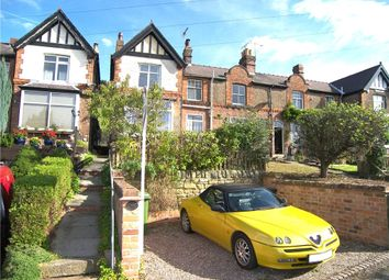 Thumbnail 2 bed end terrace house for sale in Shaw Lane, Milford, Belper