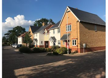 Thumbnail 2 bed end terrace house to rent in Parisfield Close, Staplehurst