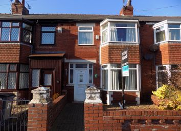 Thumbnail 3 bedroom terraced house for sale in Carleton Avenue, Blackpool