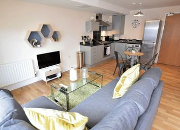 Thumbnail 1 bed flat to rent in Canons Way, Bristol